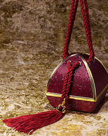 Leiber Cupola Minaudiere -  Handbags -  Bergdorf Goodman :  handbags incircle fall shoulder