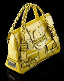 Valentino Pearlized Histoire Bag -  Shoes & Handbags -  Bergdorf Goodman :  valentino