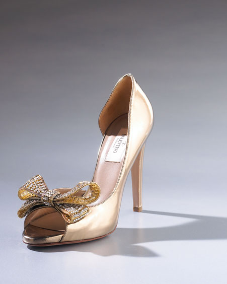 Bergdorf Goodman - Shoe Salon - Shoes - Valentino :  design accessories womens shoes goodman