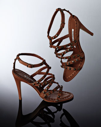 Bergdorf Goodman - Shoe Salon - Shoes - Manolo Blahnik :  sandals