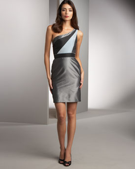 Abaete Carolyn Dress :  chic cocktail dress glamorous designer