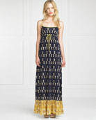 Juicy Couture - Printed Patio Dress -  Bergdorf Goodman :  womens bohemian multicolor viscose