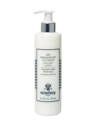 Sisley-Paris Cleansing Milk with Sage
