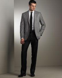 Bamford 2B Academy Jacket & Squire Pants -  Men's -  Bergdorf Goodman :  jacket menswear men bamford