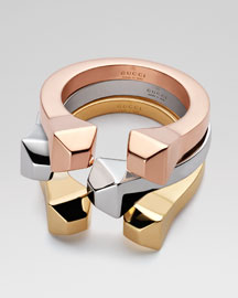 Gucci            Chiodo Ring -   		Rings - 	Bergdorf Goodman :  gucci