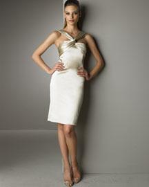 Dolce & Gabbana Halter Dress- Dresses- Bergdorf Goodman