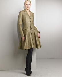 Ralph Lauren Collection Long Coat- Ralph Lauren Collection- Bergdorf Goodman