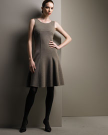 Armani Collezioni Roman Jersey Dress -  View All -  Bergdorf Goodman from bergdorfgoodman.com