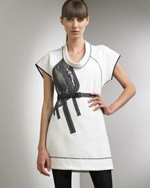 Derek Lam Patch Dress- Dresses- Bergdorf Goodman