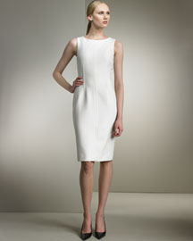 Dolce & Gabbana Wool Crepe Dress -  Dresses -  Bergdorf Goodman