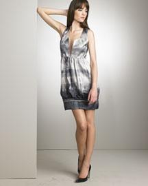 Stella McCartney Tie-Dye Dress- Bergdorf Goodman