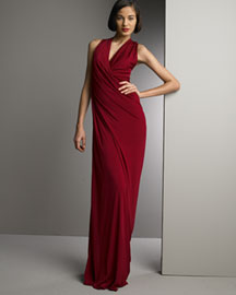 Donna Karen Gown :  formal chic donna karen evening