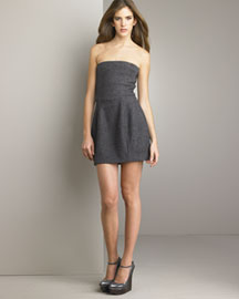 Stella McCartney Strapless Tulip Dress -  Ready-To-Wear -  Bergdorf Goodman from bergdorfgoodman.com
