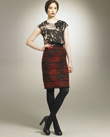 Sioux Printed Dress :  fashion bergdorf dresses dress