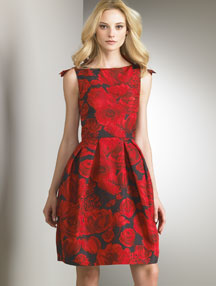 Dior - Shop by Designer  -  Bergdorf Goodman :  dior pre fall collection tulip dress dress