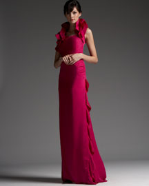 Ready-To-Wear - Resort Preview  -  Bergdorf Goodman :  valentino gown bergdorf goodman