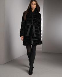 Cassin             Patrice Mink Coat-     Coats-  Bergdorf Goodman       :  coat cassin mink coats