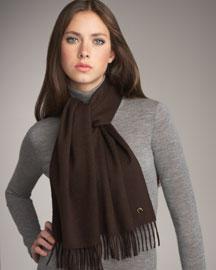 Loro Piana Piccola Unita Cashmere Scarf :  loro piana cashmere gift scarf
