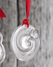 Lalique            2008 Crystal Ornament-  Home-Bergdorf Goodman