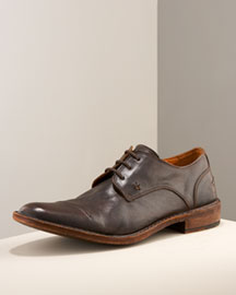 John Varvatos Renwick Oxford -  Lace Up -  Bergdorf Goodman