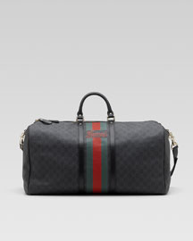 Gucci GG Plus Duffle -  Accessories -  Bergdorf Goodman :  travel designer bergdorf goodman plus