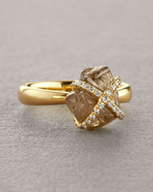 Diamond in the Rough Solitaire Ring -  Diamond in the Rough -  Bergdorf Goodman :  fashion accessory design fashion accessories designer