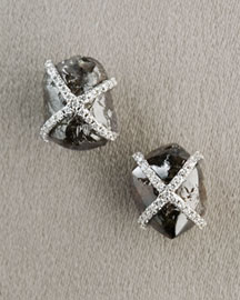 Diamond In The Rough Stud Earrings -  Diamond in the Rough -  Bergdorf Goodman :  fashion accessory fashion accessories designer jewelry