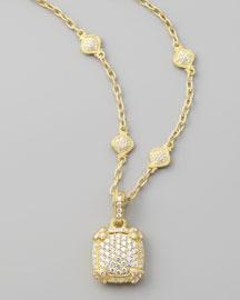 Judith Ripka Pave Olivia Enhancer- Jewelry- Bergdorf Goodman