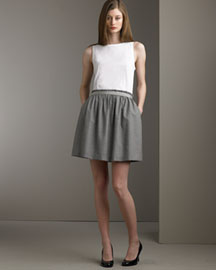 Theory Pocket Dress -  Apparel -  Bergdorf Goodman