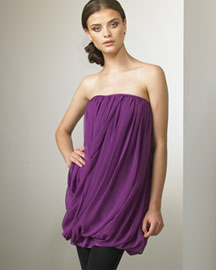 Elizabeth & James Strapless Dress -  Dresses -  Bergdorf Goodman