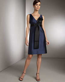 Tory Burch Lindsay Bow Dress -  Dresses -  Bergdorf Goodman