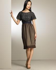 3.1 Phillip Lim Swirl Lace Dress- Dresses- Bergdorf Goodman
