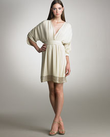 Alice + Olivia Grecian Dress- Dresses- Bergdorf Goodman