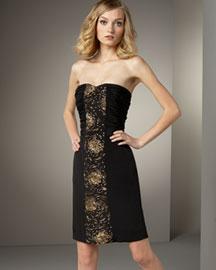 Abaete Bizantine Dress- Abaete- Bergdorf Goodman