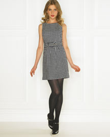 Juicy Couture Polka-Dot Minidress -  Dresses -  Bergdorf Goodman :  polka dot minidress minidress juicy couture dresses
