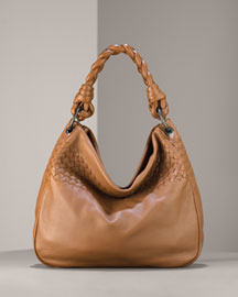 Bottega Veneta -  Woven Leather Tote -  Bergdorf Goodman