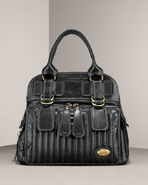 Chloe -  Quilted Bay Tote -  Bergdorf Goodman