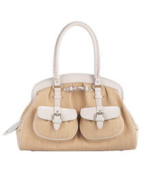 Dior My Dior Pocket Bag -  Shoes & Handbags -  Bergdorf Goodman :  shopping must have silver womens clothing