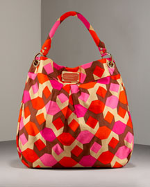 MARC by Marc Jacobs Huge Hillier Eclectic Hobo -  Handbags -  Bergdorf Goodman from bergdorfgoodman.com