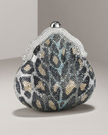 Leiber Chantelaine Madagascar Clutch -  Handbags  -  Bergdorf Goodman  :  clutches