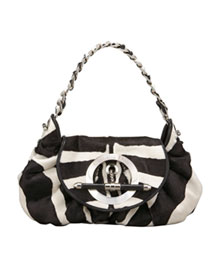 Dior Zebra Jazz Flap Bag, Small -  Handbags -  Bergdorf Goodman