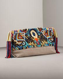 Stella Mccartney            Beaded Clutch-  Handbags-Bergdorf Goodman