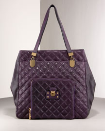 Marc Jacobs Quilted Tote -  Handbags -  Bergdorf Goodman