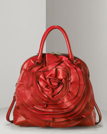 Valentino Petale Dome Bag -  Strictly Society -  Bergdorf Goodman from bergdorfgoodman.com