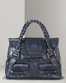 Valentino Histoire Pearlized Tote- Handbags- Bergdorf Goodman