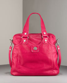 MARC by Marc Jacobs Turn-Lock Tote -  Shoes & Handbags -  Bergdorf Goodman