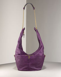 Chloe Milton Hobo -  Shoes & Handbags -  Bergdorf Goodman