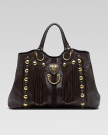 Gucci Babouska Tote, Large -  Shoes & Handbags -  Bergdorf Goodman  :  gucci bags