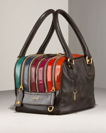 D&G Dolce & Gabbana Lily Satchel -  Top Handle -  Bergdorf Goodman from bergdorfgoodman.com