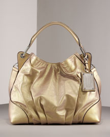 Dolce & Gabbana Leather Hobo -  Shoes & Handbags  -  Bergdorf Goodman  :  dolce and gabbana bags